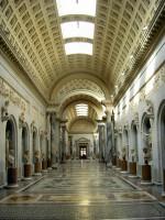 Corridor in the Vatican
