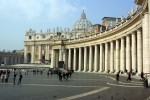 The Vatican by day